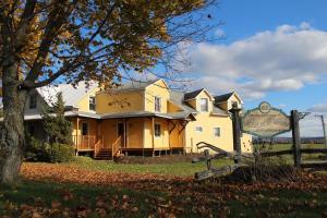 Gîte Touristique Prés et Vallons - Accommodation - Durham-Sud