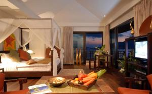 Cinnamon Beach Villas, Resort  Lamai - big - 34