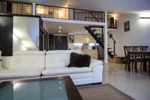 Gudauri Luxe Apartment, Apartmány  Gudauri - big - 17