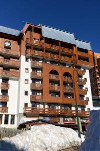 Odalys Altineige, Aparthotely  Val Thorens - big - 26