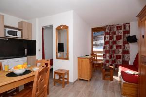 Odalys Altineige, Aparthotely  Val Thorens - big - 32