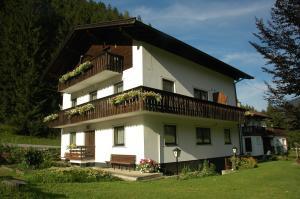 Accommodation in Sellrain