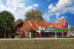 Hotel Gremersdorf - Zum Grünen Jäger - Klötzin