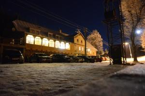 Auberges de jeunesse - Horská bouda Čihalka