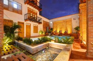 Hotel Boutique Casa Carolina, Hotels  Santa Marta - big - 53