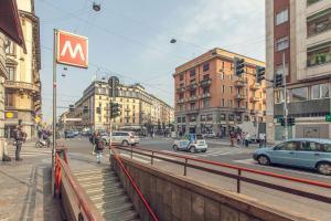 Milano Suite - Corso Buenos Aires, Apartmány  Milán - big - 14