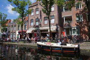 Hotel Johannes Vermeer Delft, 2611 RM Delft