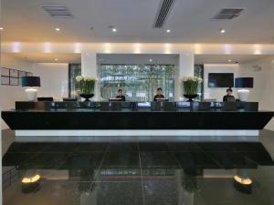 Paco Hotel Guangzhou Ouzhuang Metro Branch, Hotely  Kanton - big - 19