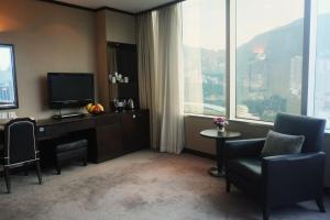 South Pacific Hotel, Отели  Гонконг - big - 26