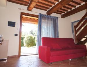 Ville Di Villa Biserno, Vily  San Vincenzo - big - 56