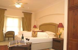 Altes Landhaus Country Lodge, Lodges  Oudtshoorn - big - 32