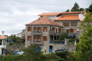 Casa Na Montanha Da Neve Seia