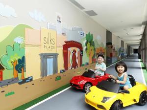 Silks Place Yilan, Курортные отели  Илань - big - 55