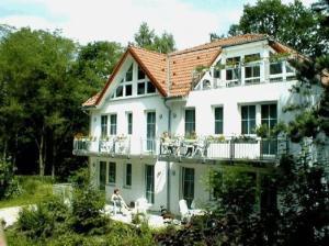 Waldhaus Mühlenbeck bei Berlin - Kolonie Bernau Süd