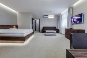 Hotel Morava, Szállodák  Otrokovice - big - 4