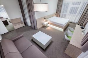 Hotel Morava, Szállodák  Otrokovice - big - 27