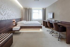 Hotel Morava, Hotely  Otrokovice - big - 2