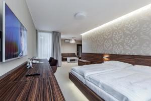Hotel Morava, Szállodák  Otrokovice - big - 10
