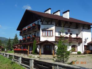 Отель Альпийский Двор, Славское