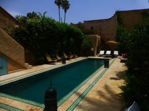 Palais Oumensour, Bed and breakfasts  Taroudant - big - 26