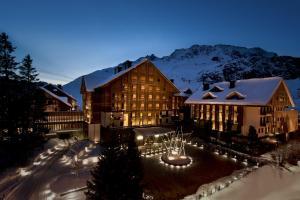 The Chedi Andermatt - Hotel