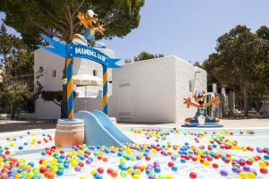 Invisa Hotel Club Cala Verde, Hotels  Es Figueral Beach - big - 44