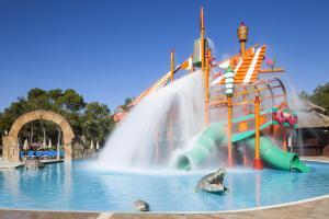 Invisa Hotel Club Cala Verde, Hotely  Playa es Figueral - big - 28