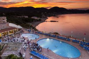 Invisa Hotel Club Cala Verde, Hotels  Es Figueral Beach - big - 47
