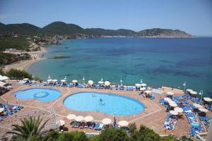 Invisa Hotel Club Cala Verde, Hotely  Playa es Figueral - big - 48