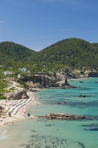 Invisa Hotel Club Cala Verde, Hotels  Es Figueral Beach - big - 21