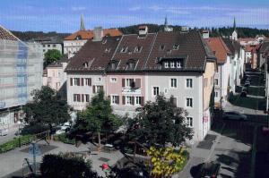 Chez Gilles, Hotely  La Chaux-de-Fonds - big - 21