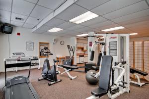 Meadows Condos at EagleRidge by Wyndham Vacation Rentals, Апарт-отели  Стимбот-Спрингс - big - 84