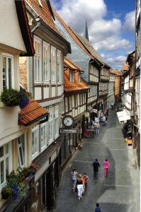 Wyndham Garden Quedlinburg Stadtschloss, Hotely  Quedlinburg - big - 33