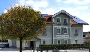 Das Grüne Hotel zur Post - 100 % BIO, Отели  Зальцбург - big - 111