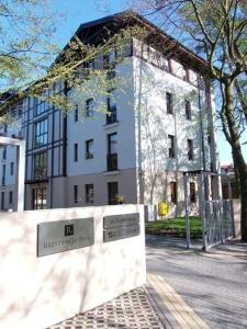 Apartament Rezydencja Park w Mielnie