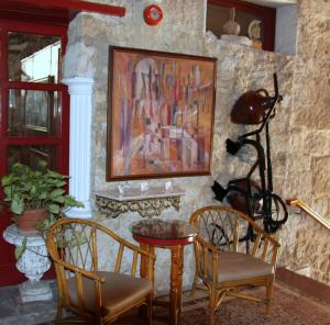 Kiniras Traditional Hotel & Restaurant, Szállodák  Páfosz - big - 30