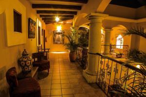 Hotel Casa Divina Oaxaca, Szállodák  Oaxaca de Juárez - big - 62