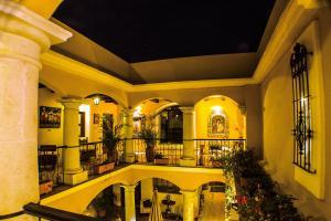Hotel Casa Divina Oaxaca, Szállodák  Oaxaca de Juárez - big - 41