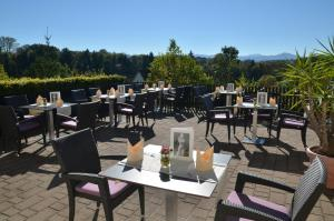 Hotel Sonnenhang, Hotely  Kempten - big - 38