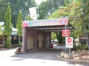 obrázek - Darwin Boomerang Motel and Caravan Park