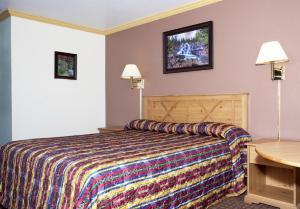 National 9 Inn - Placerville, Hotely  Placerville - big - 46