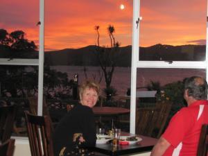 Tipi and Bobs Waterfront Lodge, Turistaházak  Tryphena - big - 70