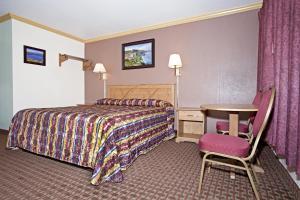 National 9 Inn - Placerville, Hotely  Placerville - big - 41