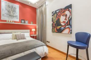 Rome Guest House Saint Peter, Apartmány  Řím - big - 4