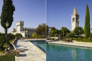 Castello Delle Serre, Bed and breakfasts  Rapolano Terme - big - 48