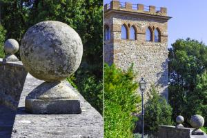 Castello Delle Serre, Bed and breakfasts  Rapolano Terme - big - 46