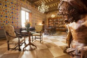 Castello Delle Serre, Bed and breakfasts  Rapolano Terme - big - 45