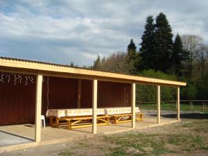 Kolhidskie Vorota Usadba, Farm stays  Mezmay - big - 12
