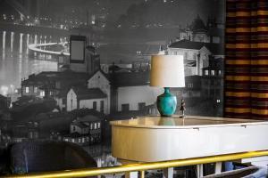Hotel Black Tulip - Porto Gaia, Szállodák  Vila Nova de Gaia - big - 22