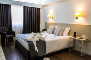 Hotel Black Tulip - Porto Gaia, Szállodák  Vila Nova de Gaia - big - 40